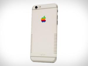 Jeśli twój ulubiony komputer to apple IIe to ten iPhone jest stworzony dla ciebie