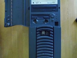 Gamingowy PC z przed 15 lat wehikuł czasu