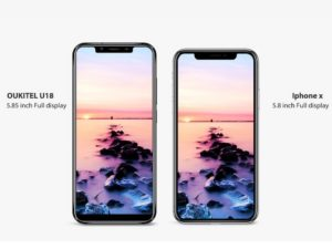 Klon iPhone X  za 600 zł z przyzwoitymi parametrami